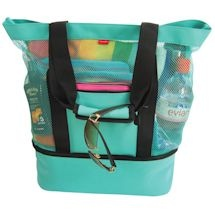 Insulated Cooler Beach Bag