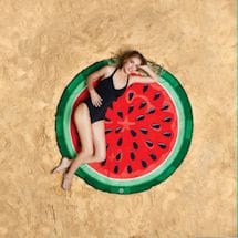 Gigantic Fruit Beach Towels - Watermelon