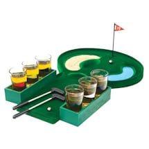 Golf Shot Glass Game