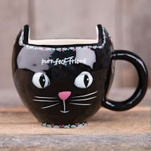 Purr-Fect Mugs - Black