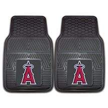 MLB Vinyl Car Mats Set Of 2