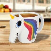 Color-Changing Unicorn Mug