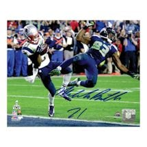 Malcolm Butler Signed Superbowl 49 8 x 10 photo