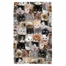 Kittens Beach Towel