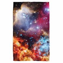Galactic Sky Beach Towel