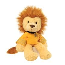 Star Trek Plush Captain Kirk - Lion
