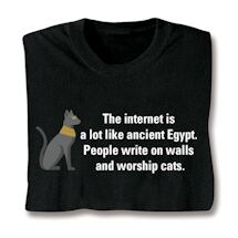 Internet Like Ancient Egypt Tee
