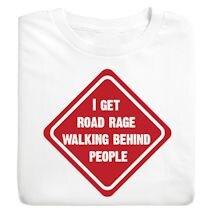 Walking Road Rage Tee