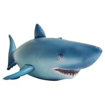 Real Shark Pool Float