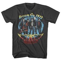 Aerosmith Dream On Tee