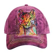 Animal Baseball Hats - Cat