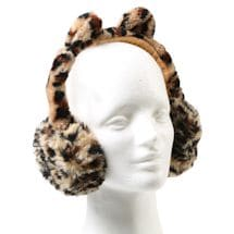 Leopard-Ear Bluetooth Headphones