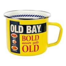 Giant Enamelware Mugs - Old Bay Seasoning