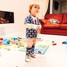 Novelty Baby Snapsuits - Golfer