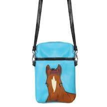 Animal Crossbody Purses - Horse