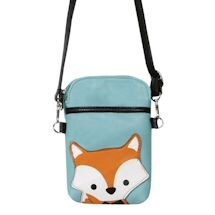 Animal Crossbody Purses - Fox