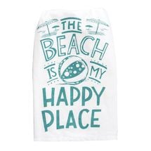 Happy Place Dish Towels