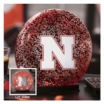 NCAA LED Glass Globe