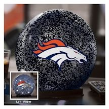 NFL LED Glass Globe