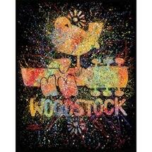 Woodstock Wall Art & Tee