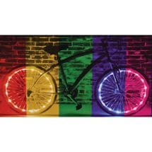 Brightz Bicycle Lights - Color Morphing Wheelz Lights Set Of 2