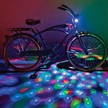 Brightz Bicycle Lights - Disco Bike Light