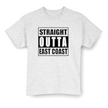 Straight Outta Shirts