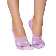 Unicorn Liner Socks