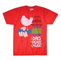 3 Days Of Peace & Music T-Shirt
