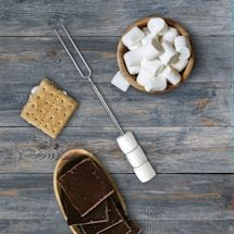 Toasty Marshmallow Roasting Skewers