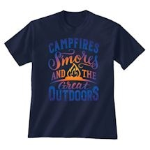 """Campfire """"Smores"""" Great Outdoors Tee"""