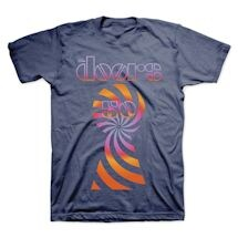 The Doors 50Th Anniversay Tee