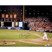 Cal Ripken Jr. Signed '2131 Shot' Horizontal 16x20 Photo (MLB Auth)