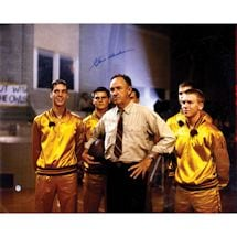 Gene Hackman Signed Hoosiers with Team 16x20 Photo