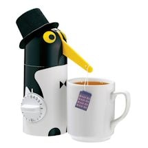 Penguin Tea Timer And Automatic Steeper