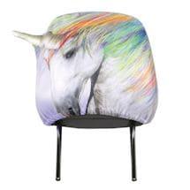 Animal Headrest Covers - Unicorn