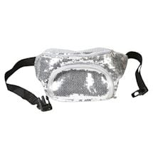 Fashion Sequined Fanny Pack Belt Bag