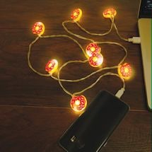USB Pink Donut Light Charger - Android