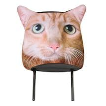Animal Headrest Covers - Taddy Cat