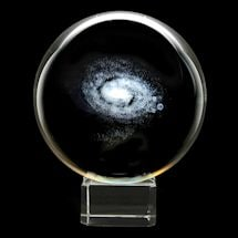 Light Up Galaxy Sphere