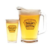 Personalized Tavern Pitcher
