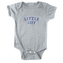 Little Guy One-Piece Snapsuit