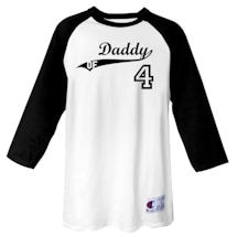 Personalized Daddy & Grandpa Long Sleeve T-Shirt