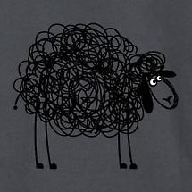 Black Sheep Ladies' T-Shirt