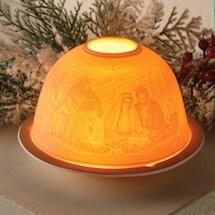 Nativity Tea Light Luminaire