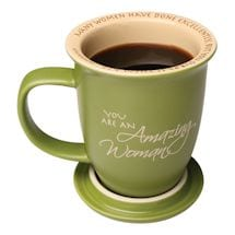 Amazing Woman Mug And Coaster