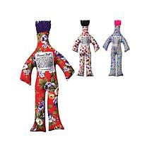 Official Dammit Doll in Various Fabrics