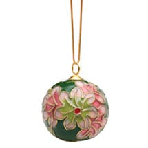 Cloisonné Ornaments Set