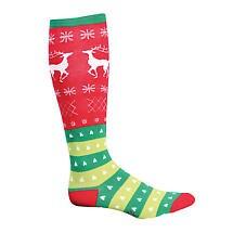 Holiday Women's Tacky Holiday Sweater Socks