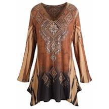 Mountain Spirit Tunic Top